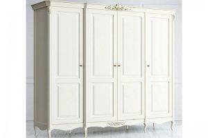 Шкаф 4 двери APg624Z K02 G - Мебельная фабрика «Kreind»