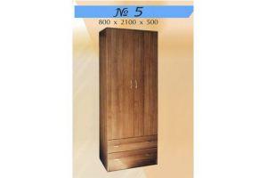 Шкаф 5 - Мебельная фабрика «Мебель Шик»