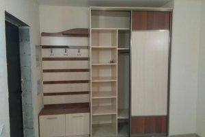 Шкаф 5 в прихожую - Мебельная фабрика «Дэрия»