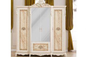 ШКАФ MADISON 6-дверный - Импортёр мебели «AP home»