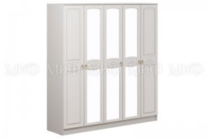 Шкаф Александрина 5 створчатый - Мебельная фабрика «МиФ»
