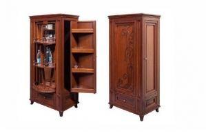 Шкаф бар ГМ 6358 - Мебельная фабрика «Гомельдрев»