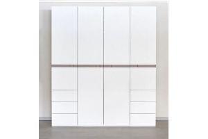 Шкаф Белое дерево - Мебельная фабрика «Астрон»