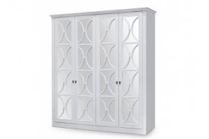 Шкаф белый Классика - Мебельная фабрика «Триумф»
