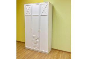 Шкаф белый Санет - Мебельная фабрика «Брянск-мебель»