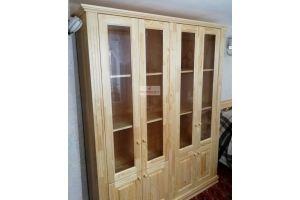 Шкаф библиотека Стиль - Мебельная фабрика «МуромМебель»
