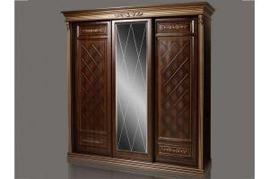 Шкаф Благо 5 Классика Б.8.60-3/1 - Мебельная фабрика «Благо»