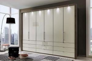 Шкаф большой глянцевый Агата - Мебельная фабрика «LEVANTEMEBEL»