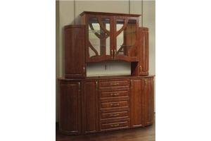 Шкаф-буфет В-8 - Мебельная фабрика «Юнона»