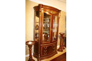 Шкаф-буфет  в гостиную Carmen - Импортёр мебели «Carvelli»