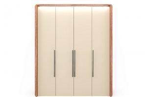 Шкаф четырехдверный - Мебельная фабрика «Parra»