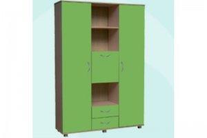 Шкаф детский Многоцелевой - Мебельная фабрика «Крокус»