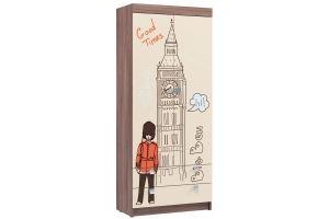 Шкаф для детской Лондон - Мебельная фабрика «Ваша мебель»