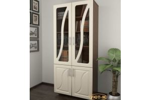 Шкаф для книг - Мебельная фабрика «Уют-М»