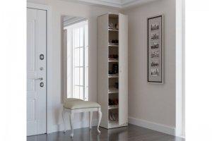 Шкаф для обуви 1 дверь ШО 02 - Мебельная фабрика «Милайн»