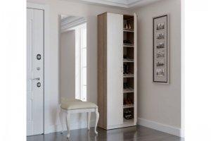 Шкаф для обуви 2 двери ШО 01 - Мебельная фабрика «Милайн»