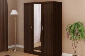 Шкаф для одежды 3-х дверный - Мебельная фабрика «Гранд-Мебель»