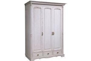 Шкаф для одежды 3д Паола 2165 - Мебельная фабрика «Пинскдрев»