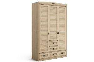 Шкаф для одежды Атлантида рейка - Мебельная фабрика «Мебель-Москва»