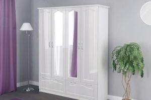 Шкаф для одежды глянец МДФ - Мебельная фабрика «Гранд-Мебель»