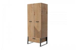 Шкаф для одежды в детскую ИД 01.358 - Мебельная фабрика «Интеди»