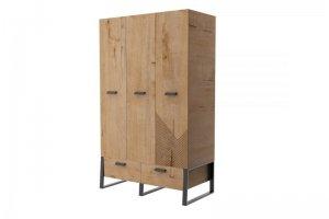 Шкаф для одежды в детскую ИД 01.368 - Мебельная фабрика «Интеди»