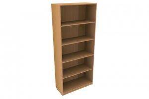 Шкаф для пособий открытый 3 - Мебельная фабрика «Вилена»