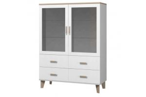 Шкаф для посуды ИД 01.42 - Мебельная фабрика «Интеди»