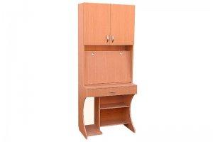 Шкаф для школьника Секретер 010 - Мебельная фабрика «Кар»