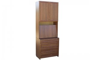 Шкаф для школьника Секретер 015R - Мебельная фабрика «Кар»
