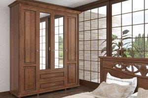Шкаф для спальни Мальта - Мебельная фабрика «Rila»