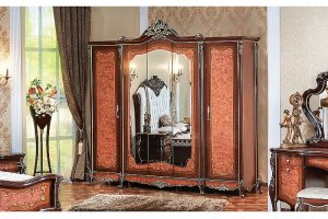 Шкаф для спальни САНДРА - Мебельная фабрика «Арида»
