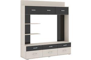 Шкаф для ТВ Аппаратуры  Сити 30 - Мебельная фабрика «Атлант»