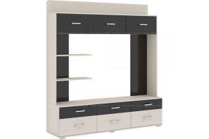 Шкаф для ТВА Сити 30 - Мебельная фабрика «Атлант»