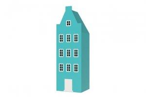 Шкаф-домик-3 Амстердам - Мебельная фабрика «Мандарин»