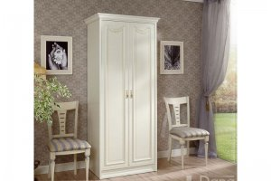 Шкаф двухдверный Андалусия 45 - Мебельная фабрика «Дана»