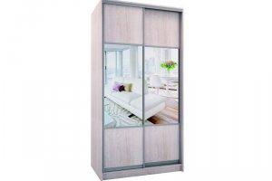 Шкаф двухдверный комби 1 - Мебельная фабрика «Хомма»