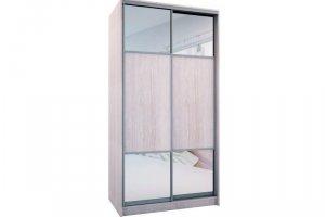 Шкаф двухдверный комби 2 - Мебельная фабрика «Хомма»