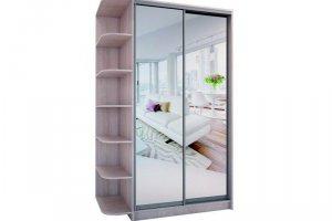 Шкаф двухдверный с полкой - Мебельная фабрика «Хомма»