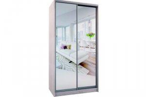 Шкаф двухдверный с зеркалами - Мебельная фабрика «Хомма»