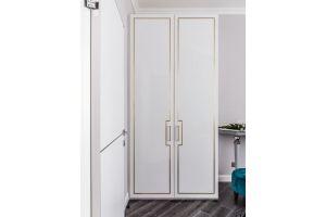 Шкаф двухстворчатый - Мебельная фабрика «Студия мебели Бакаут (Polka)»