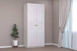 Шкаф двухстворчатый Кэт 6 - Мебельная фабрика «ДИАЛ»