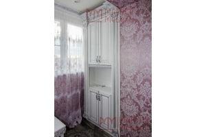 Шкаф двухстворчатый с нишей - Мебельная фабрика «Маруся Мебель»