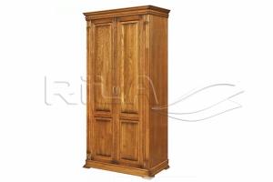 Шкаф двухстворчатый Verdi 2ST - Мебельная фабрика «Rila»