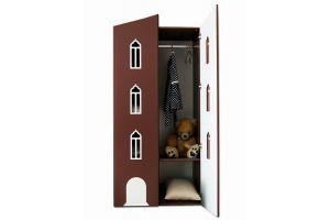 Шкаф двустворчатый - 1  Венеция  - Мебельная фабрика «Мандарин»