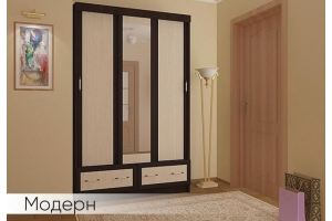 Шкаф двустворчатый Модерн 1,5м - Мебельная фабрика «Мебель Даром»