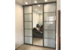 Шкаф-гардеробная - Мебельная фабрика «Папа Карло»