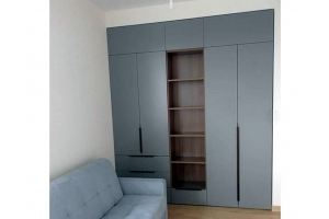 Шкаф гардеробный ЛДСП - Мебельная фабрика «Grol»