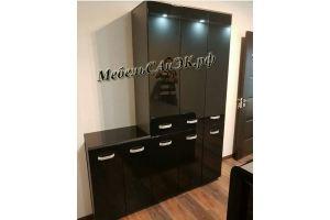 Шкаф глянцевый 022 - Мебельная фабрика «САнЭК»