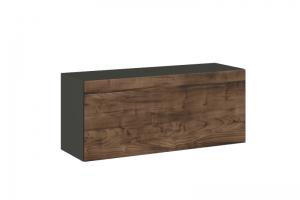 Шкаф горизонтальный навесной - Мебельная фабрика «Эстель»